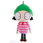 more details on Sarah and Duck Soft Toy Sarah - Large.