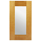 more details on Heart of House Parker Wooden Wall Mirror - Oak.