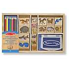 more details on Melissa and Doug Animal Stamp Set.