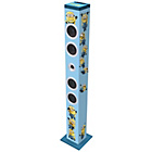 more details on Lexibook Despicable Me Bluetooth Sound Tower - Blue.