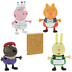 more details on Peppa Pig Once Upon a Time Storytime Figure Pack