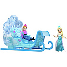 more details on Disney Frozen Small Doll Sleigh Plus Anna and Elsa Dolls.