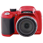 more details on Polaroid IXX5038 20MP 50x Zoom Bridge Digital Camera - Red.