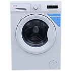 more details on Sharp ES FA6102W2 6KG 1000 Spin Washing Machine - White.