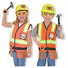 more details on Melissa and Doug Construction Worker Role Play.