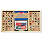 more details on Melissa and Doug Alphabet Stamp Set.
