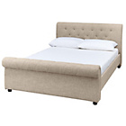 more details on Heart of House Newbury Kingsize Bed Frame - Cream.