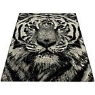 more details on Melrose Fantasia Tiger Rug - 120x170cm.