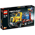 more details on LEGO® Technic Container Truck - 42024.
