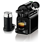 more details on Nespresso Inissia & Aeroccino 3 Coffee Machine - Black