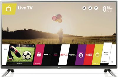 LG 55LF652V 55 Inch FullHD FreeviewHD 3D Smart TV with webOS