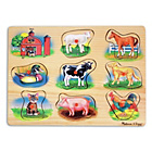 more details on Melissa and Doug Classic Farm Sound Puzzle.