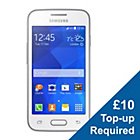 more details on O2 Samsung Galaxy Trend 2 Lite - White.