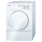 more details on Bosch WTA74100GB Vented Tumble Dryer - White/Exp Del.