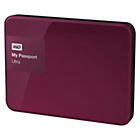 more details on WD 1TB Passport Ultra Portable Hard Drive - Berry.