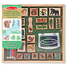 more details on Melissa and Doug Stamp a Scene Rain Forest.