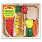 more details on Melissa and Doug Wooden Cutting Food.