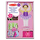 more details on Melissa and Doug Nina Ballerina Magnetic Wooden Doll.