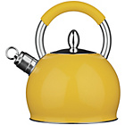 more details on Premier Housewares Whistling Kettle - Yellow.