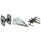 more details on Star Wars: The Force Awakens Micro Machines 3 Pack Asst.