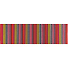 more details on Habitat Agnes Flat Weave Runner 75x250cm - Multicoloured.
