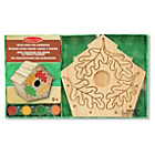 more details on Melissa and Doug Build Your Own Wooden Birdhouse.