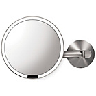 more details on simplehuman Wall Mounted Rechargeable Sensor Mirror.