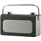 more details on Bush Leather FM Radio - Black.