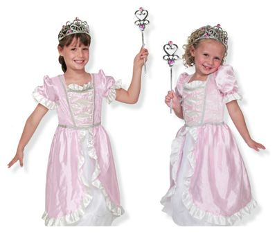 Buy Melissa and Doug Princess Role Play Set at Argos.co.uk - Your
