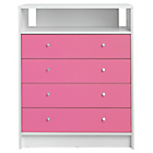 more details on Malibu Media Unit - Pink on White