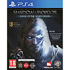 more details on Middle Earth: Shadow Of Mordor Game Of The Year PS4 Game.