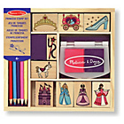 more details on Melissa and Doug Princess Stamp Set.