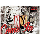 more details on Marilyn New York Glitter Canvas Wall Art.