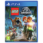 more details on LEGO® Jurassic World PS4 Game.