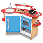 more details on Melissa and Doug Cooks Corner Wooden Kitchen.