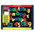 more details on Melissa and Doug Magnetic Chalkboard Dry Erase Bird.