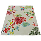 more details on Melrose Colpop Floral Rug - 120x170cm - Multicoloured.
