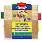 more details on Melissa and Doug Shape Sorting Cube.