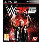 more details on WWE 2K16 - PS3.
