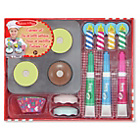 more details on Melissa and Doug Wooden Cupcake Set.