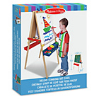more details on Melissa and Doug Deluxe Standing Art Easel.