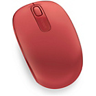 more details on Microsoft Wireless Mobile Mouse 1850 - Flame Red.