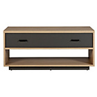 more details on Darcy TV Unit - Oak and Charcoal.