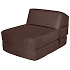 more details on ColourMatch Single Chairbed - Chocolate.