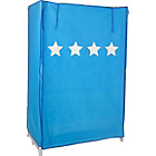 more details on Stars Canvas Roll Up Wardrobe