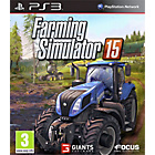 more details on Farming Simulator 2015 - PS3.