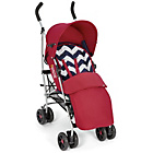 more details on Mamas & Papas Swirl Chevron Pushchair with Footmuff.