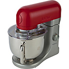 more details on Kenwood KMX51 500W Variable Speed Food Mixer - Red.