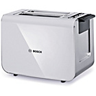 more details on Bosch TAT8611GB Styline 2 Slice Toaster - White.