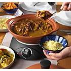 more details on Swan SF19010CDWM Come Dine with Me Ceramic Tagine.